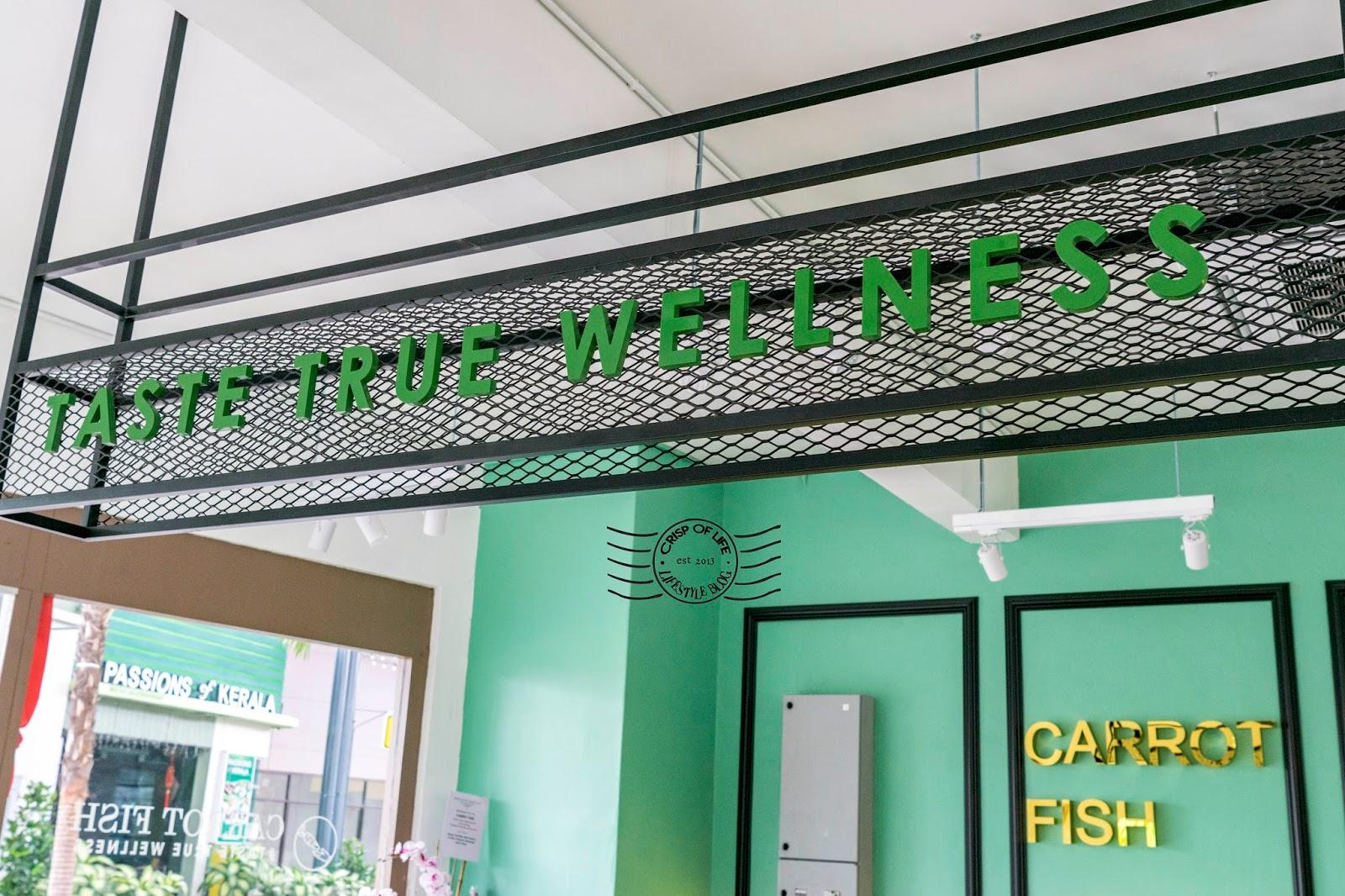 Carrot Fish New World Park