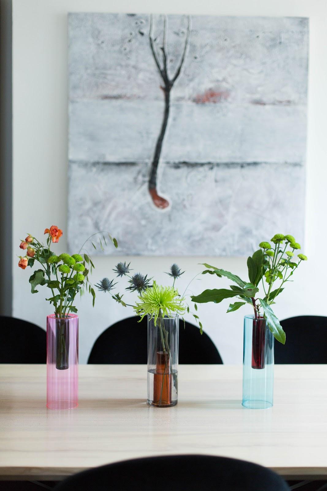 Ad Reversible Glass Vases By Block Design Finnterior Designer