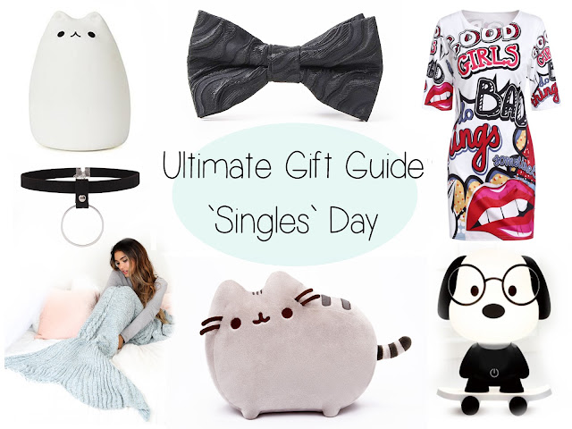 Ultimate Single`s Day double eleven 11 Gift Guide ideas  liz breygel blogger