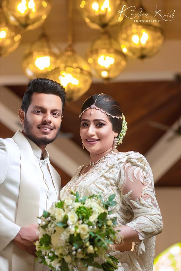 TV Derana Dream Star Udesh Indula Wedding Moments 8