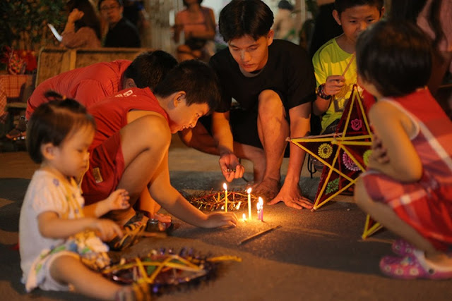 Việt Nam - Tết Trung thu là của thiếu nhi