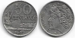 50 centavos, 1967