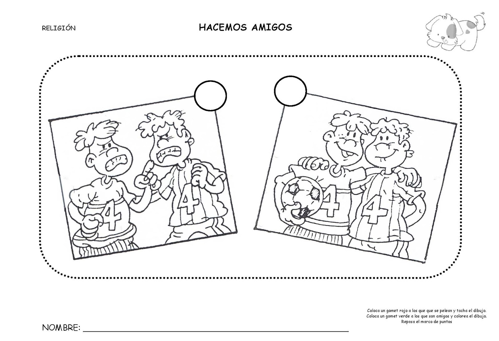 Dibujos De Peleas Imagui