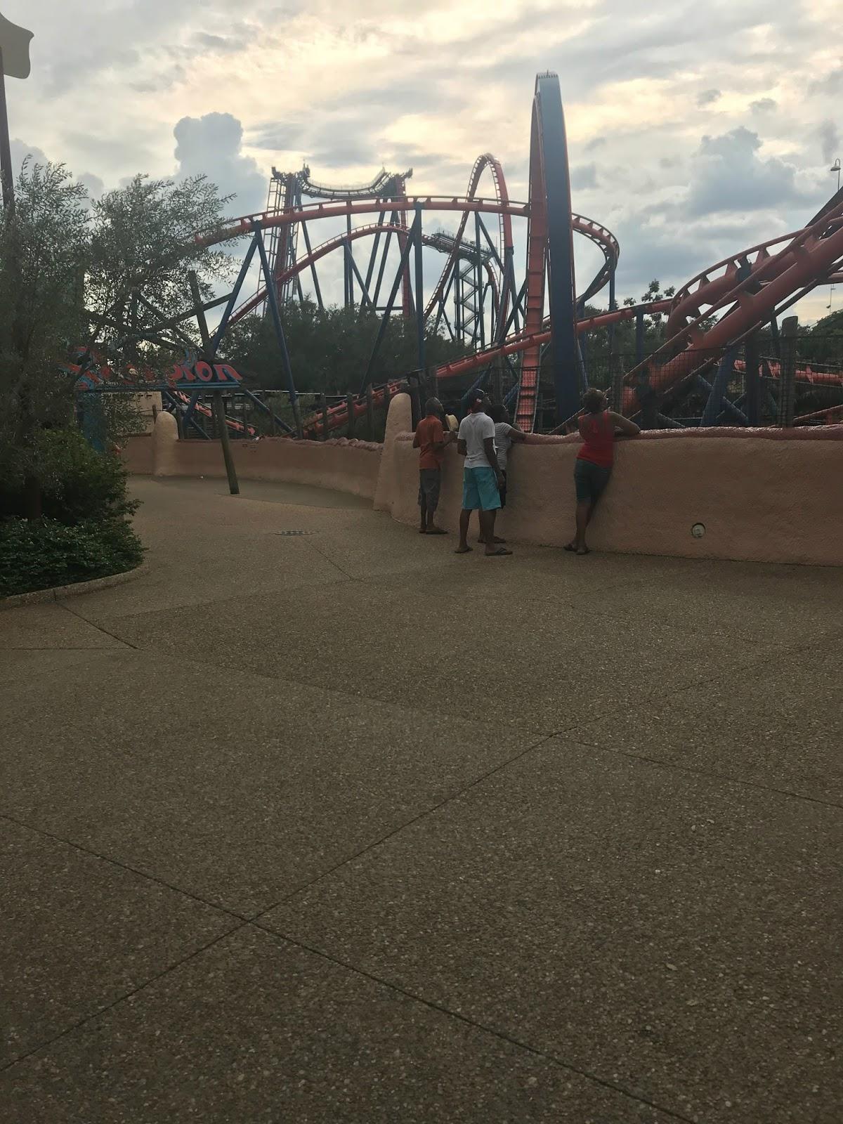 Trip Report: Busch Gardens Tampa Bay: Part 2 of 3