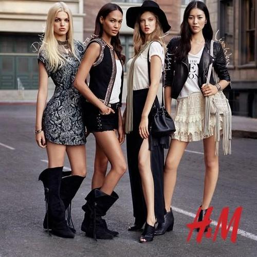 H&M apparel brand