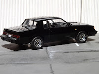 Buick Grand National 1987 Revell 1/24