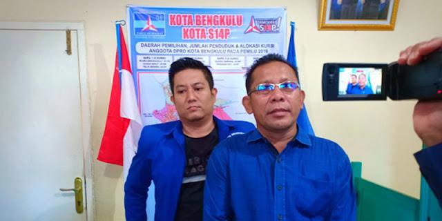 Tegaskan Loyal Ke AHY, Demokrat Kota Bengkulu: KLB Sibolangit Keterlaluan