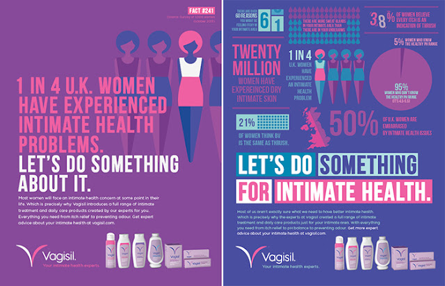 End Embarrassment Campaign With Vagisil