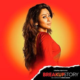 Chandreyee Ghosh web series
