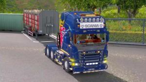 Scania R Mega Tuning Mod v2.0