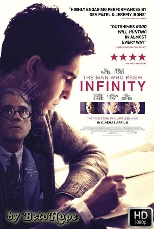 El Hombre Que Conocia El Infinito [2015] [Latino-Ingles] HD 1080P [Google Drive] GloboTV