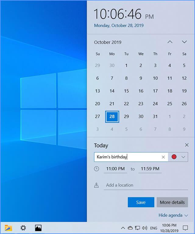 اهم الميزات الجديده في تحديث ويندوز 10 لشهر نوفمبر 2019 وروابط التحميل