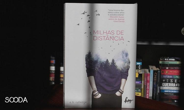 capa do livro Milhas de Distância