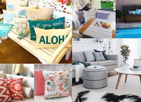 Poduszki dekoracyjne. Poszewki na poduszki, które odmienią Twój salon. Jak zmienić pokój tanim kosztem? Metamorfozy, inspiracje