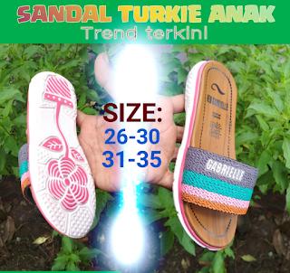 SANDAL TURKIE ANAK