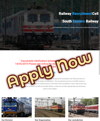 South East Railway Apprentice Recruitment 2020 Notification Out Apply Now