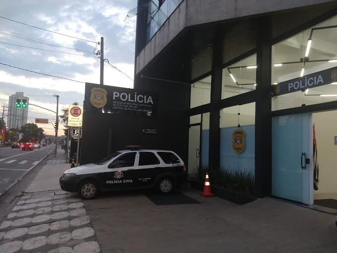DOIS ASSALTANTES CAPTURADOS PELA POLÍCIA MILITAR EM BRAZ CUBAS POR ROUBO DE VEÍCULO DE MÉDICO. ELES ESTÃO NA CADEIA