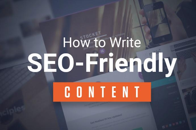 9 Ways to Write SEO Friendly Articles to Rank on Google