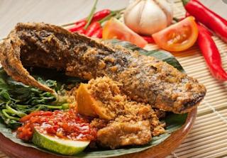 masakan Indonesia yang enak