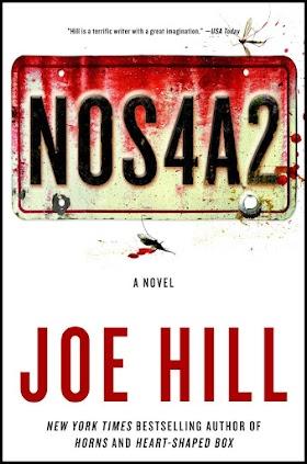 Joe Hill uusi NOS4A2 -kauhusarja