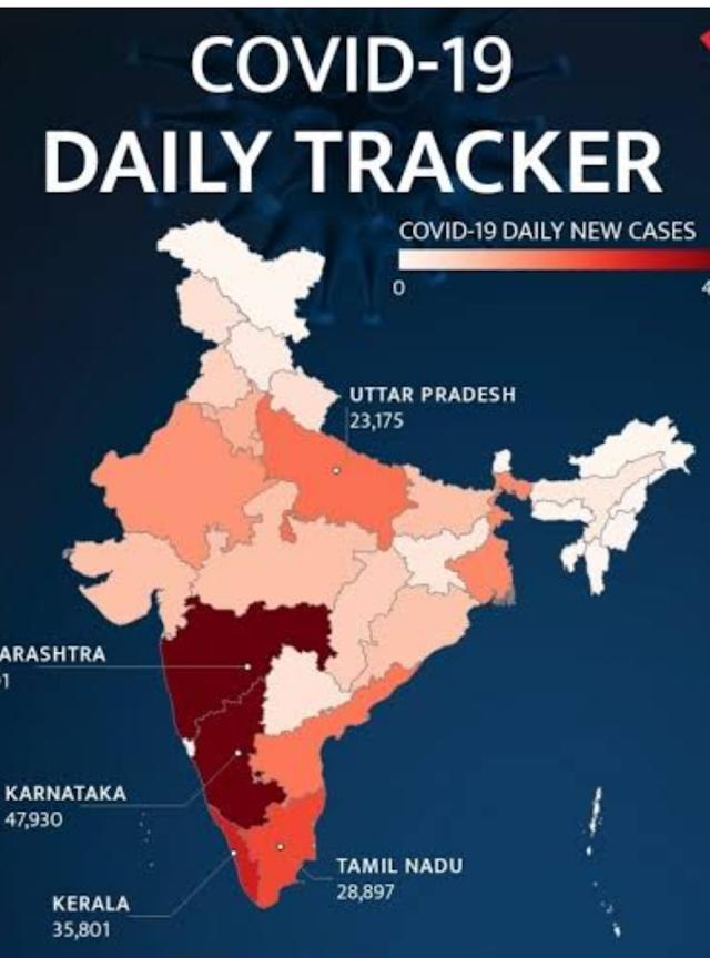 LIVE Covid 19 cases in india