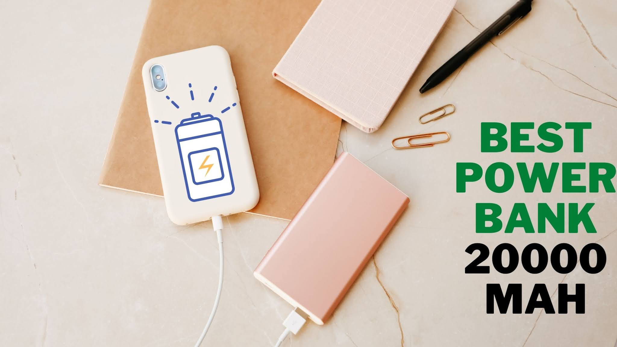 Best Power Bank 20000mah Under Rs 2,000