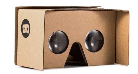 Kacamata VR Termurah  Google Cardboard V2