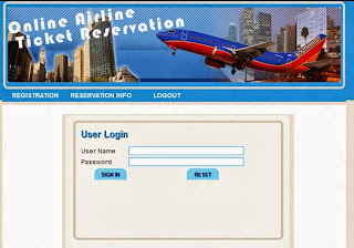 Flight Reservation System