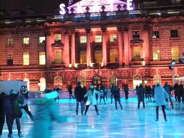 Somerset House Skating Rink