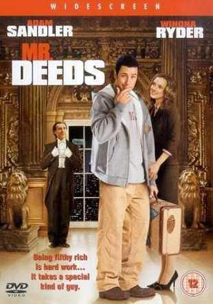 Mr. Deeds 2002 BRRip 720p Dual Audio In Hindi English
