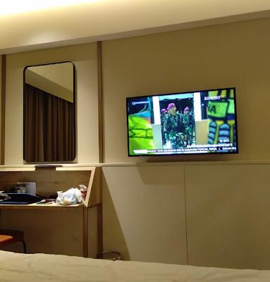 Smart Staycation di PORTA by The Ambarrukmo Yogyakarta yang Nyaman