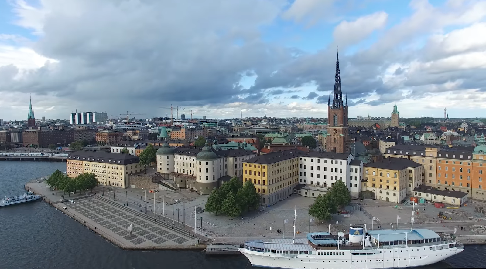 Stockholm, the 2nd most sustainable city 2018