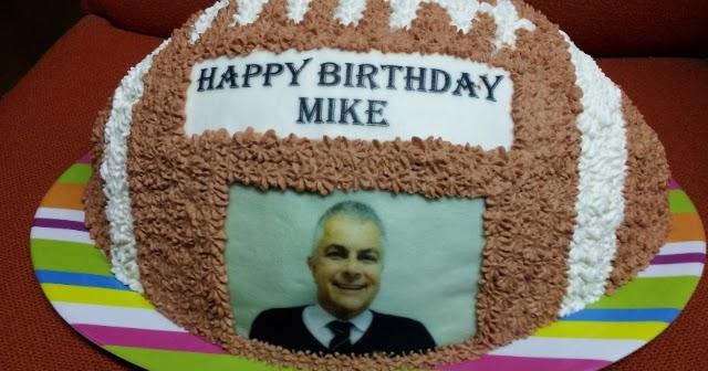 Happy Birthday Weeden Cake