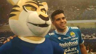 Persib Bandung Pindahkan Fabiano Beltrame ke 'Tim Satelit' Persib Bandung B