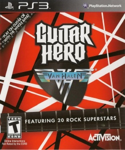 Guitar Hero Van Halen PS3