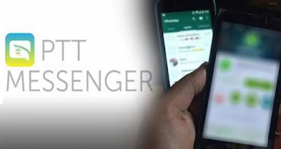 PTT Messenger uygulaması ile hem mesajlaş hemde görüntülü konuş