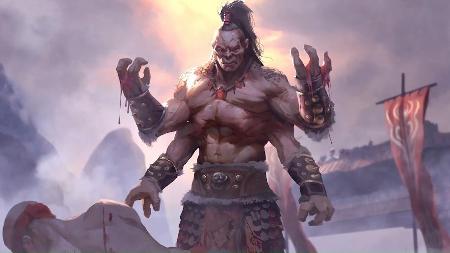 Goro Mortal Kombat 11 4K Wallpaper #265