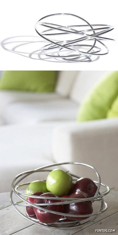 Cool modern fruit bowls | Animal Photo