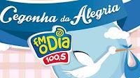 Promoção Cegonha da Alegria FM O Dia