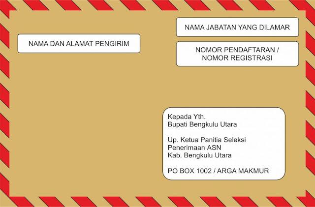 Format-Amplop ASN Bengkulu Utara 2021