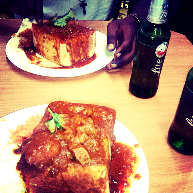 Hollywood Bunny Chow - Hollywoodbets - Beer - Amstel