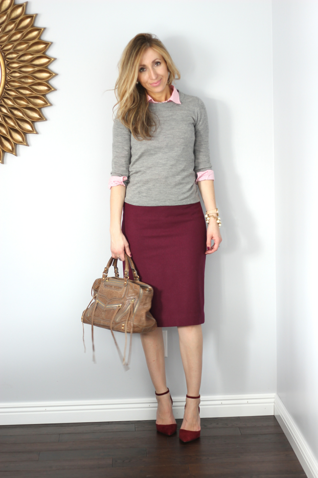 Burgundy + Gray...and Bed Search Chat