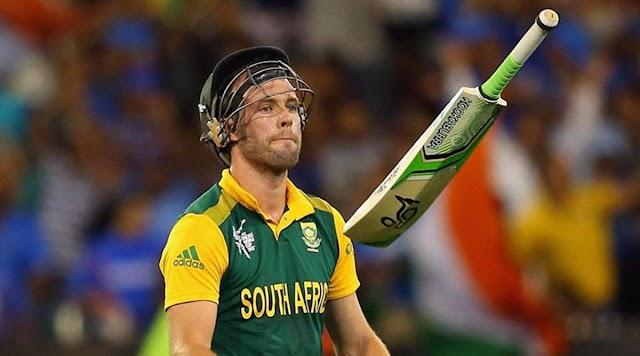 AB de Villiers দক্ষিণ আফ্রিকা ক্রিকেটকে ধ্বংস করেছেন স্বয়ং এবি ডিভিলিয়ার্স,