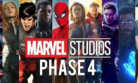 Marvel Studios, at Comic-Con 2019 announced Phase 4 of the MCU