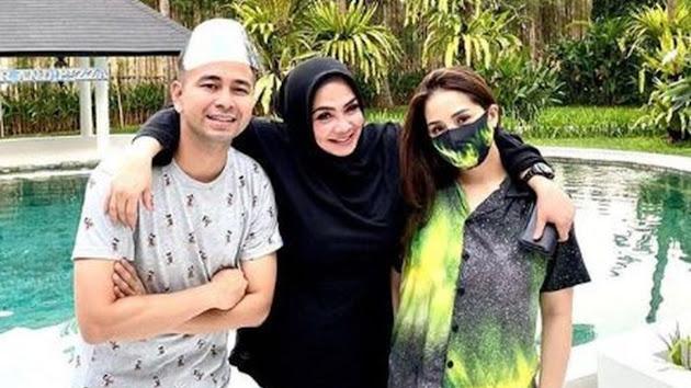 Sempat Disangka Judes, Ibu Nagita Slavina Pernah Bikin Raffi Ahmad Takut Setengah Mati Saat Pertama Kali Bertemu, Ini Penyebabnya
