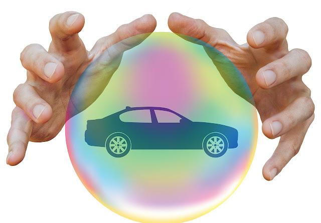 amankan mobil dengan asuransi kecelakaan