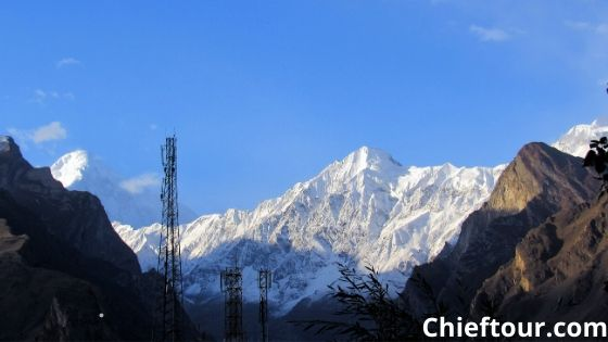 Karimabad, the beautiful place of Gilgit: