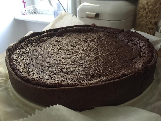 Frisch aus dem Ofen: Mississippi Mud Pie