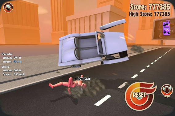 Turbo Dismount ScreenShot 01