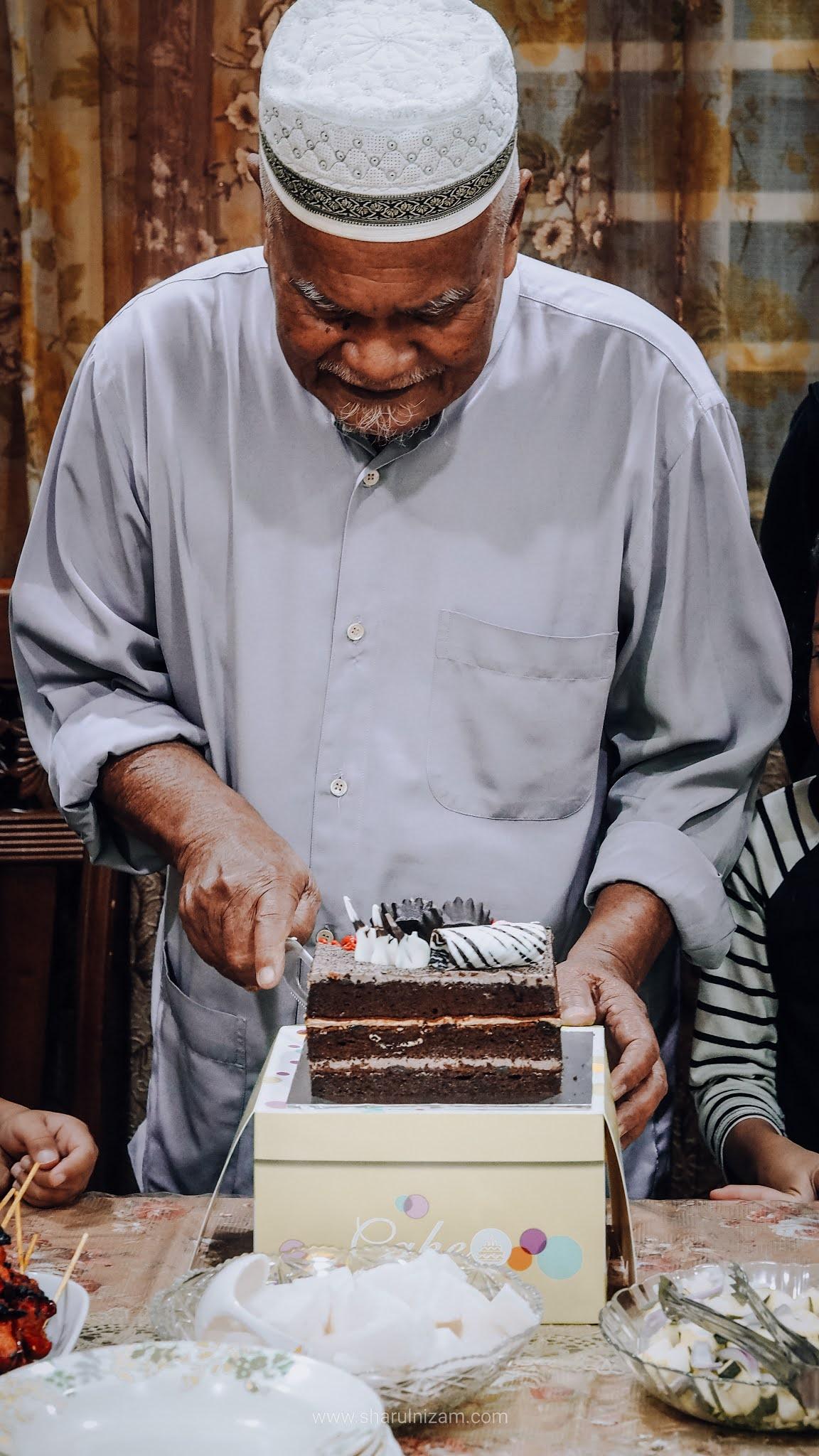 Selamat Hari Jadi Ke-75, Ayahanda Mohamed Yusof Bin Darip